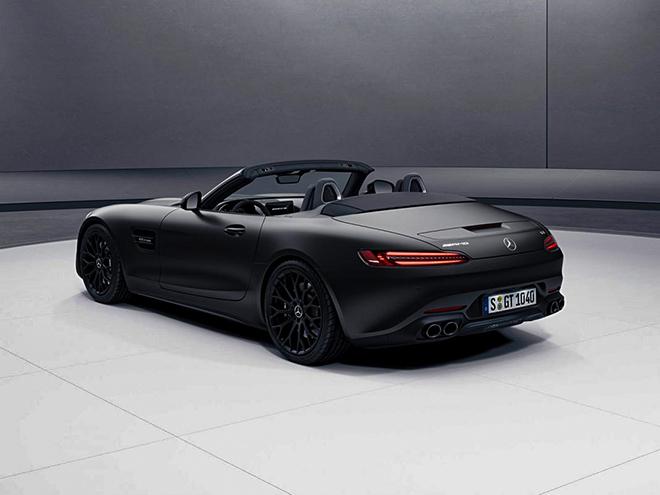 Siêu xe Mercedes-Benz AMG GT chính thức ra mắt, đi kèm một số nâng cấp mới - 7