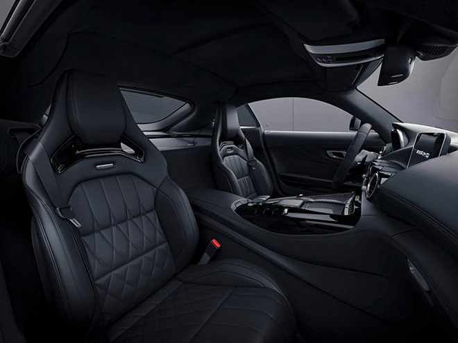 Siêu xe Mercedes-Benz AMG GT chính thức ra mắt, đi kèm một số nâng cấp mới - 11