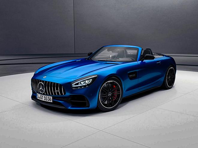 Siêu xe Mercedes-Benz AMG GT chính thức ra mắt, đi kèm một số nâng cấp mới - 5