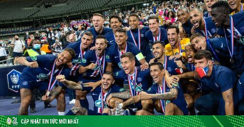PSG - Neymar thắng luân lưu nghẹt thở đoạt cú ăn 3, mơ ẵm nốt cúp C1