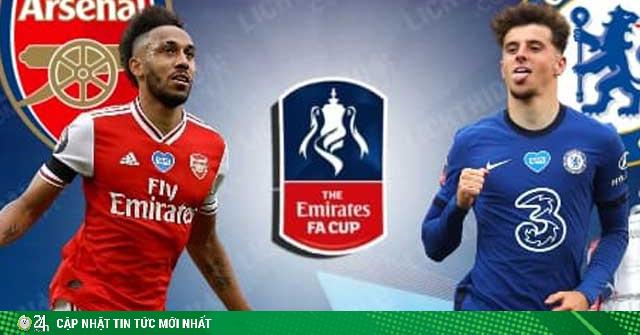 Trực tiếp bóng đá Arsenal - Chelsea: Chiếc cúp sang trang lịch sử cho ai?