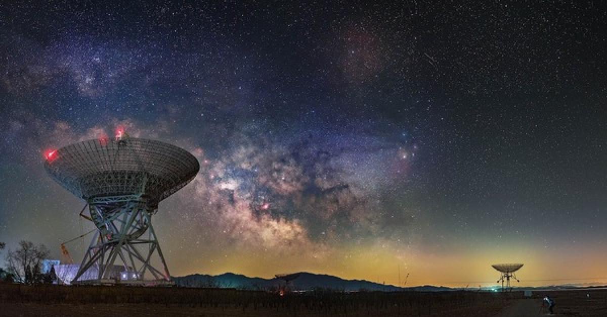 Hàng loạt nơi trên Trái Đất nhận tín hiệu vô tuyến lạ từ chòm sao Hồ Ly - 1