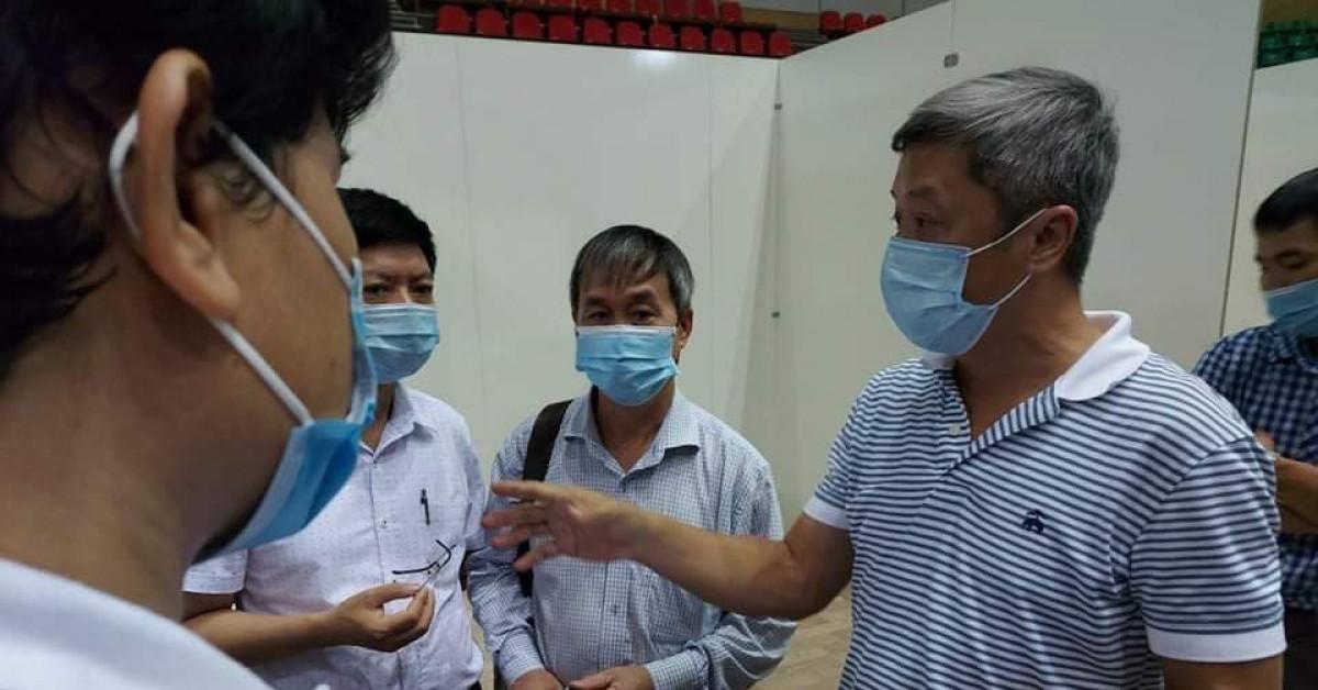 Thứ trưởng Y tế xin Thủ tướng cho ở lại Đà Nẵng đến hết dịch - 1