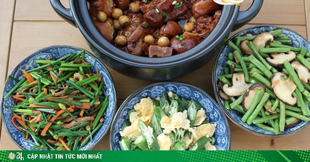 Thực đơn 4 món ngon hết sảy lại dễ làm cho mùa dịch bệnh, hạn chế ăn ngoài hàng