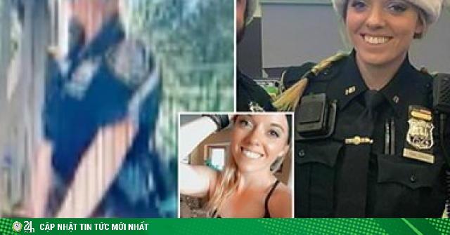 Mỹ: Nữ cảnh sát đăng video nóng bỏng lên TikTok gây tranh cãi
