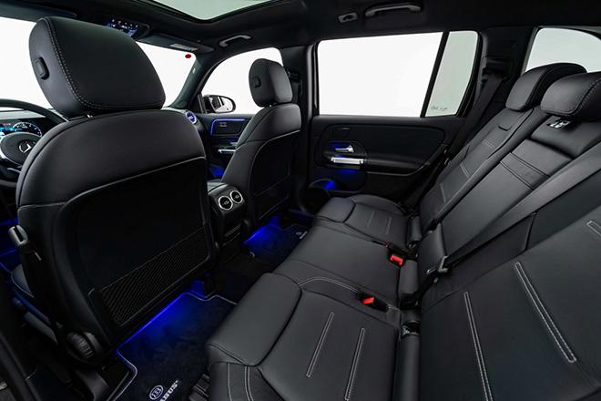 Mercedes-Benz GLB được hãng độ Brabus nâng cấp công suất - 12