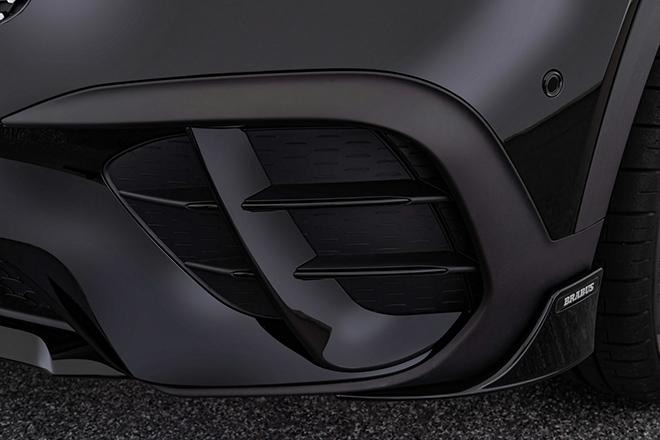 Mercedes-Benz GLB được hãng độ Brabus nâng cấp công suất - 9