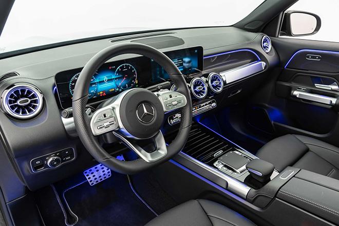 Mercedes-Benz GLB được hãng độ Brabus nâng cấp công suất - 11