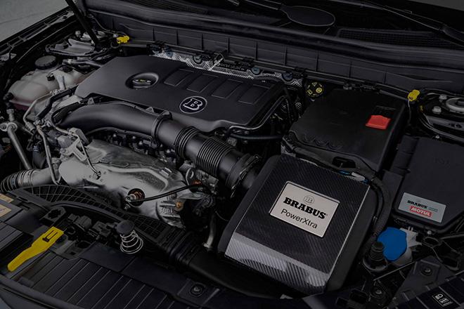 Mercedes-Benz GLB được hãng độ Brabus nâng cấp công suất - 13