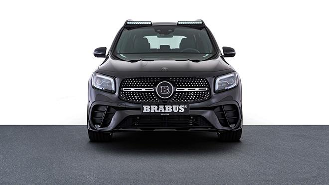 Mercedes-Benz GLB được hãng độ Brabus nâng cấp công suất - 1