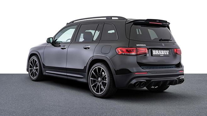Mercedes-Benz GLB được hãng độ Brabus nâng cấp công suất - 4
