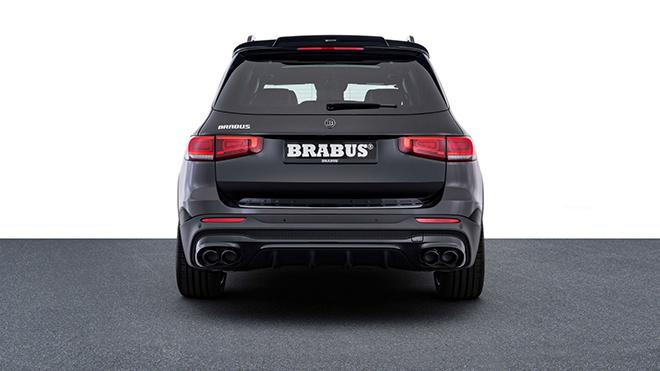 Mercedes-Benz GLB được hãng độ Brabus nâng cấp công suất - 5