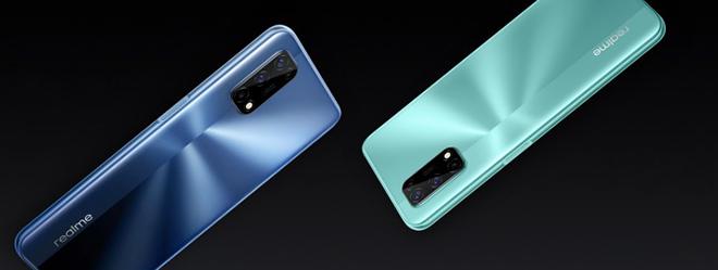 Ra mắt chiếc smartphone 5G giá rẻ nhất hiện nay - Realme V5 - 5