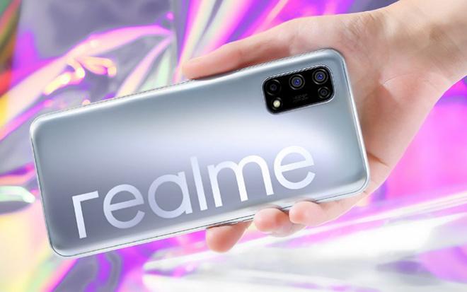 Ra mắt chiếc smartphone 5G giá rẻ nhất hiện nay - Realme V5 - 3