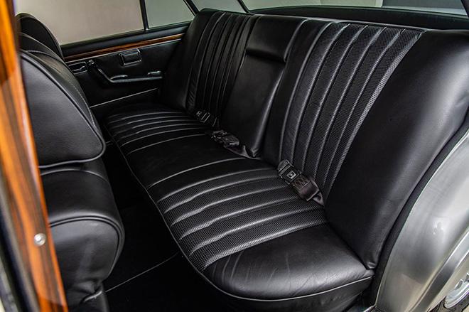 Xế siêu hiếm Mercedes-Benz 300 SEL đời 1969 chào bán cho giới sưu tầm - 10