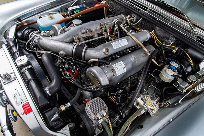 Xế siêu hiếm Mercedes-Benz 300 SEL đời 1969 chào bán cho giới sưu tầm - 7