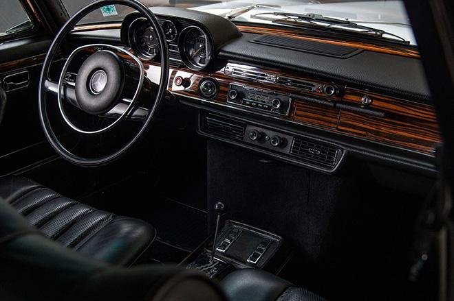 Xế siêu hiếm Mercedes-Benz 300 SEL đời 1969 chào bán cho giới sưu tầm - 8