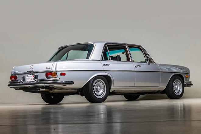 Xế siêu hiếm Mercedes-Benz 300 SEL đời 1969 chào bán cho giới sưu tầm - 4