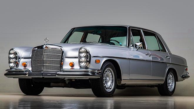 Xế siêu hiếm Mercedes-Benz 300 SEL đời 1969 chào bán cho giới sưu tầm - 1