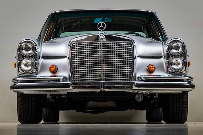 Xế siêu hiếm Mercedes-Benz 300 SEL đời 1969 chào bán cho giới sưu tầm - 2