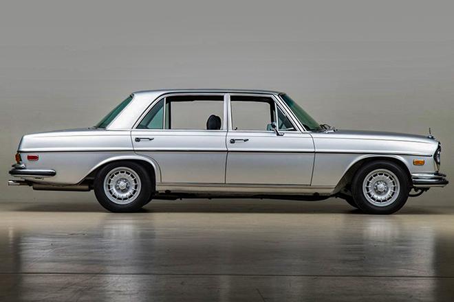 Xế siêu hiếm Mercedes-Benz 300 SEL đời 1969 chào bán cho giới sưu tầm - 3