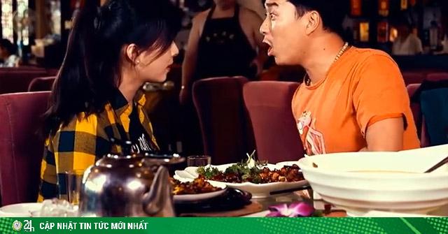 Đừng dại ghen tuông với vợ khi đang đi ăn nhà hàng