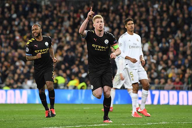 Man City có siêu hậu vệ giỏi hơn Van Dijk, Real khó ngược dòng Cúp C1 - 1
