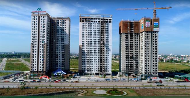 Xuân Mai Tower Thanh Hoá tiếp tục bàn giao tòa thứ 2 vượt tiến độ - 2