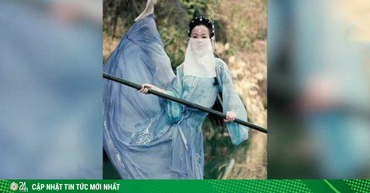 Clip: Cô gái nổi tiếng với kỹ năng nhảy múa ballet trên dòng sông