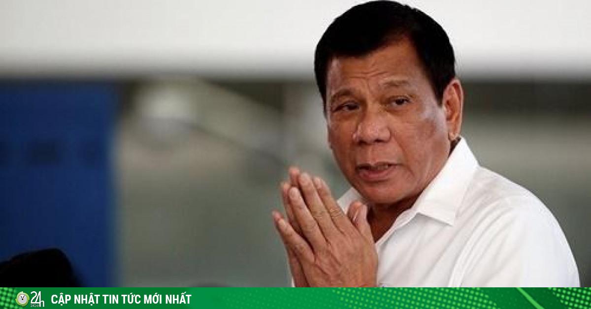 Tổng thống Philippines xin lỗi vì hết tiền hỗ trợ giữa dịch Covid-19