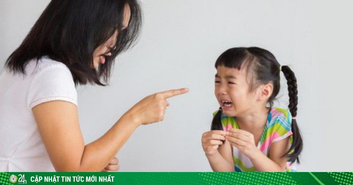Tác hại đáng sợ từ những câu nói thường ngày mà rất nhiều cha mẹ Việt sử dụng với con