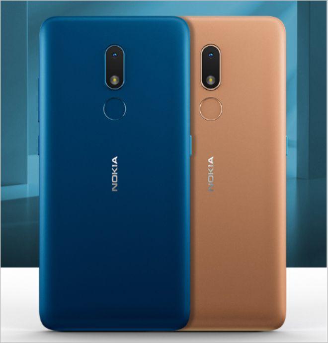 Nokia C3 dùng chip Unisoc ra mắt với giá 2,2 triệu đồng - 1