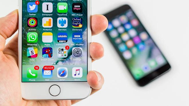 Chênh nhau 03 triệu đồng, nên mua iPhone SE hay iPhone 7 Plus? - 4