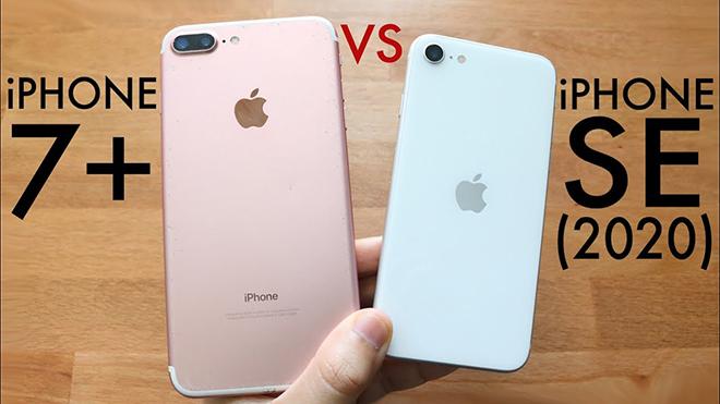 Chênh nhau 03 triệu đồng, nên mua iPhone SE hay iPhone 7 Plus? - 7