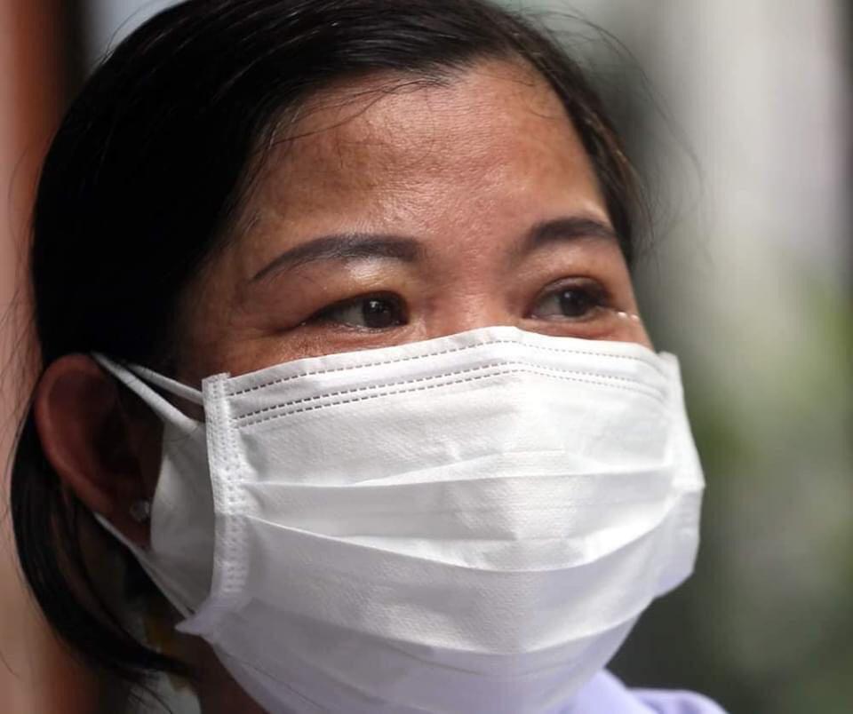 Nhân viên y tế ngất xỉu, thở oxy do đi nhiều nơi để truy vết F1 đã ổn định sức khỏe - 2