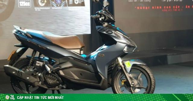 Bảng giá xe tay ga Honda Air Blade tháng 8/2020