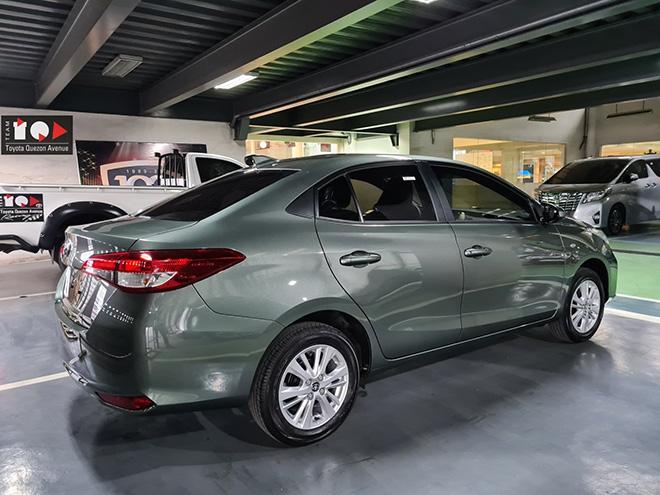 Ảnh thực tế Toyota Vios 2021 tại đại lý, sắp về Việt Nam