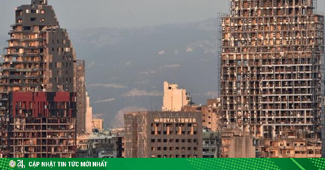 Hiện trường vụ nổ như bom nguyên tử gây thiệt hại cách xa 24km ở Liban