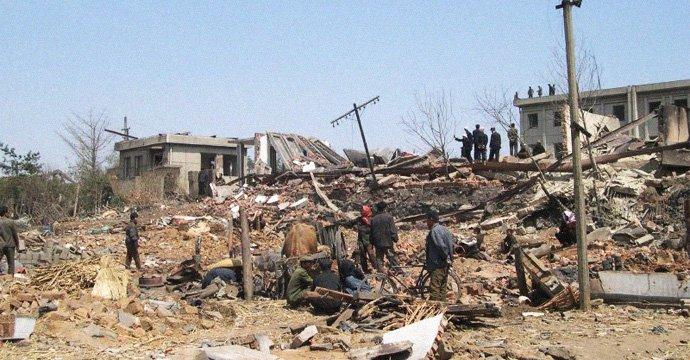 5 vụ nổ amoni nitrat nguy hiểm tương đương vụ nổ ở Liban - 2