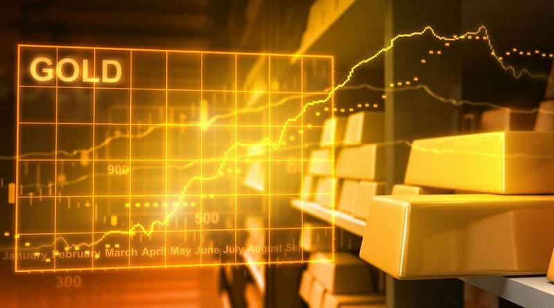 Giá vàng hôm nay 5/8: Tăng dựng đứng, đạt mức giá cao nhất mọi thời đại - 1