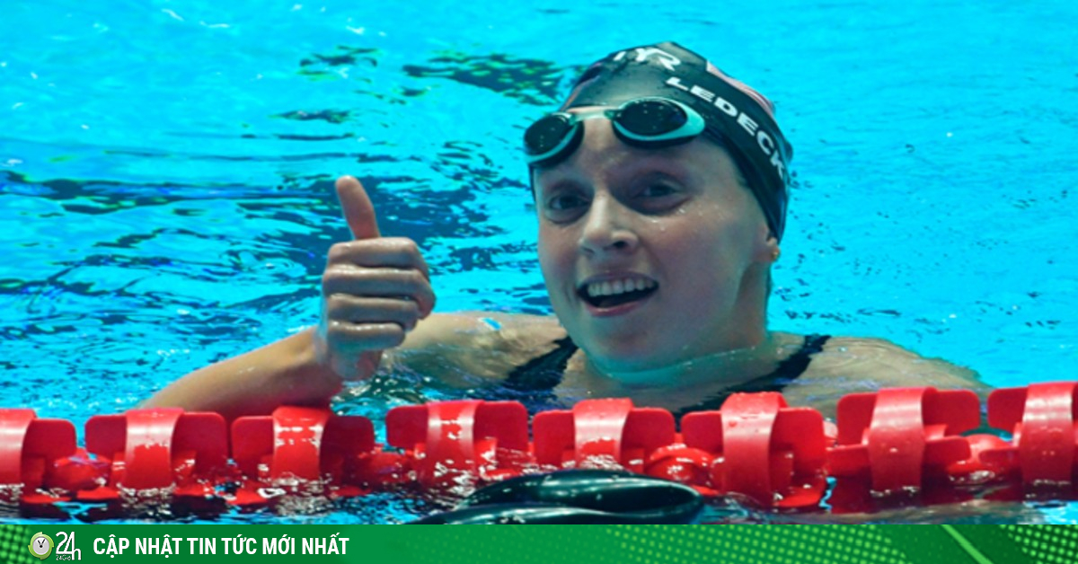 Kinh ngạc siêu kình ngư Mỹ 5 lần vô địch Olympic làm điều khó tin