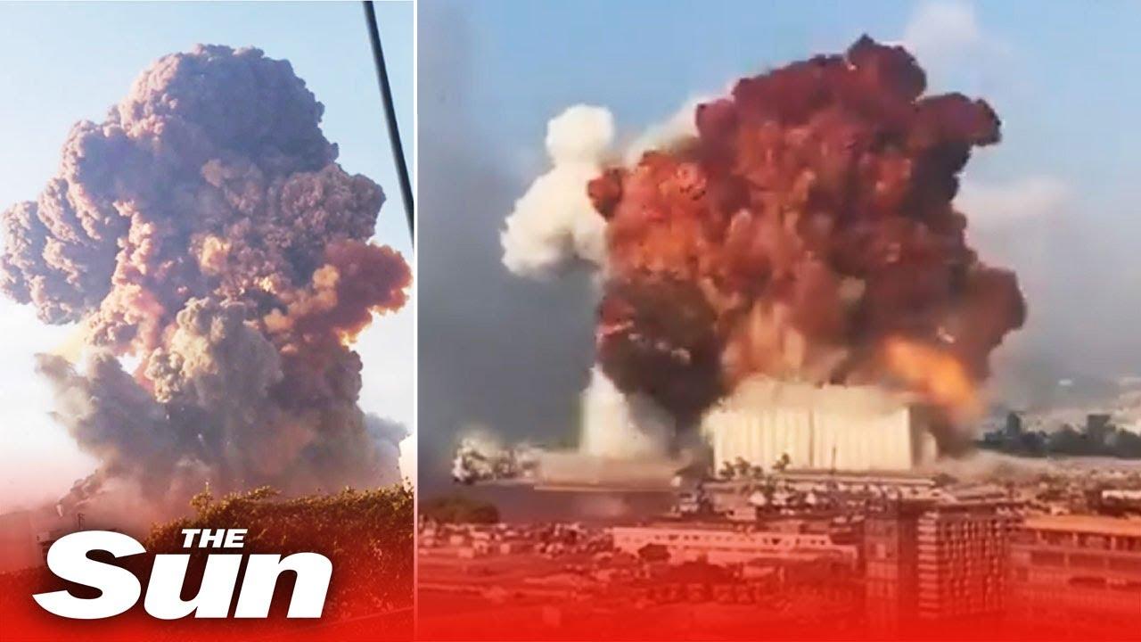Ông Trump tuyên bố sốc về vụ nổ như bom nguyên tử ở Liban - 2