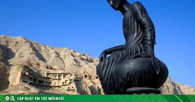 Thăm hang Phật Kizil đẹp nhất Trung Quốc