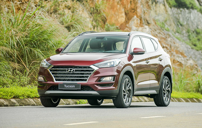 Bảng giá xe Hyundai Tucson lăn bánh mới nhất tháng 8/2020 - 3