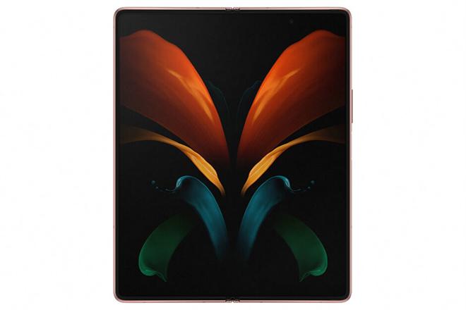 """Chính thức: Ra mắt Samsung Galaxy Z Fold 2 5G - bước """"nhảy vọt"""" khổng lồ - 2"""