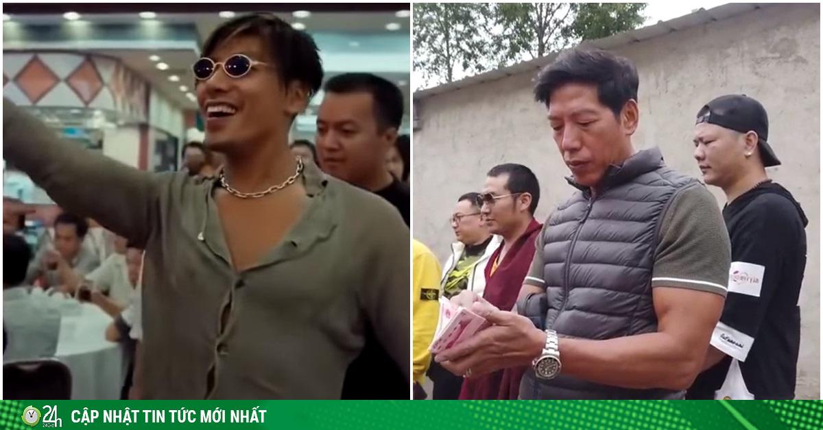 Đại ca xã hội đen hết thời: Sang Macau mở sòng bạc, làm từ thiện ở tuổi 57 sau bê bối mua dâm