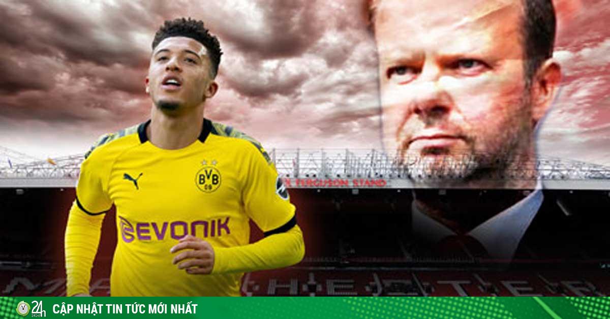 MU còn 4 ngày để mua Sancho: Hé lộ chiêu trò sếp lớn với Dortmund