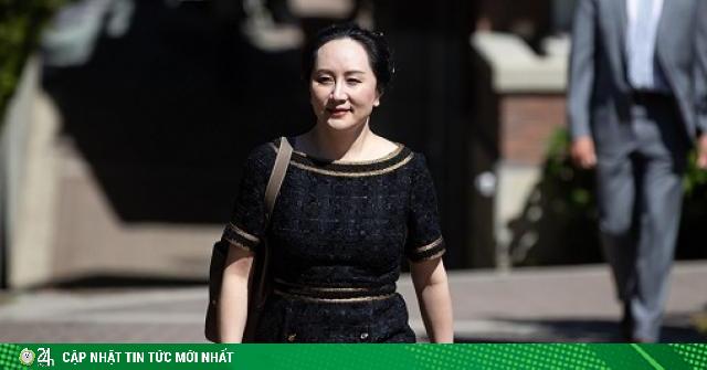 Trung Quốc nỗ lực đến cuối cùng ngăn Canada dẫn độ công chúa Huawei sang Mỹ