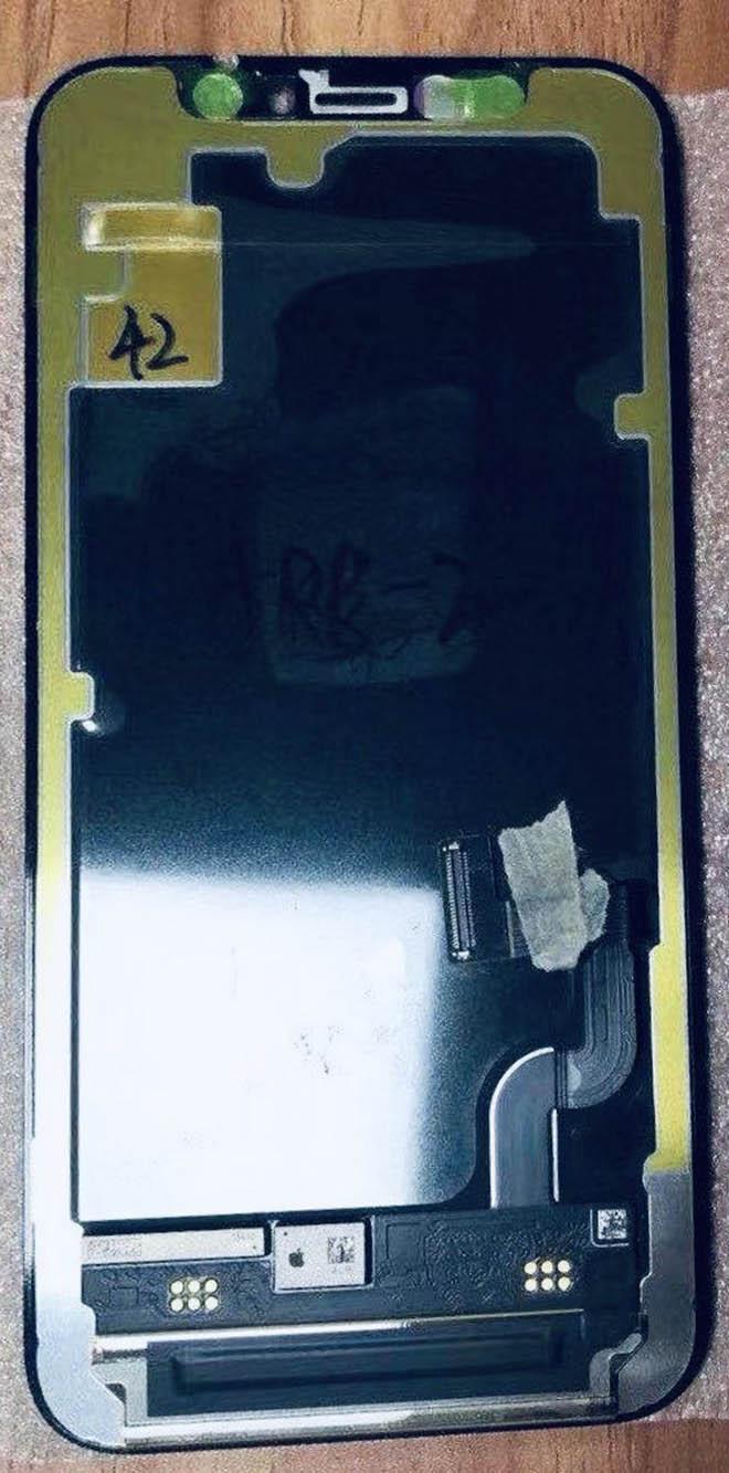 Màn hình OLED của iPhone 12 đã bị rò rỉ? - 2