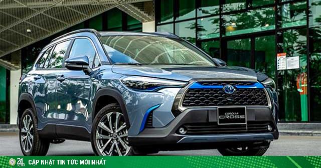 Toyota Việt Nam xử lý nghiêm đại lý áp dụng mua bia kèm lạc trên dòng xe Corolla Cross